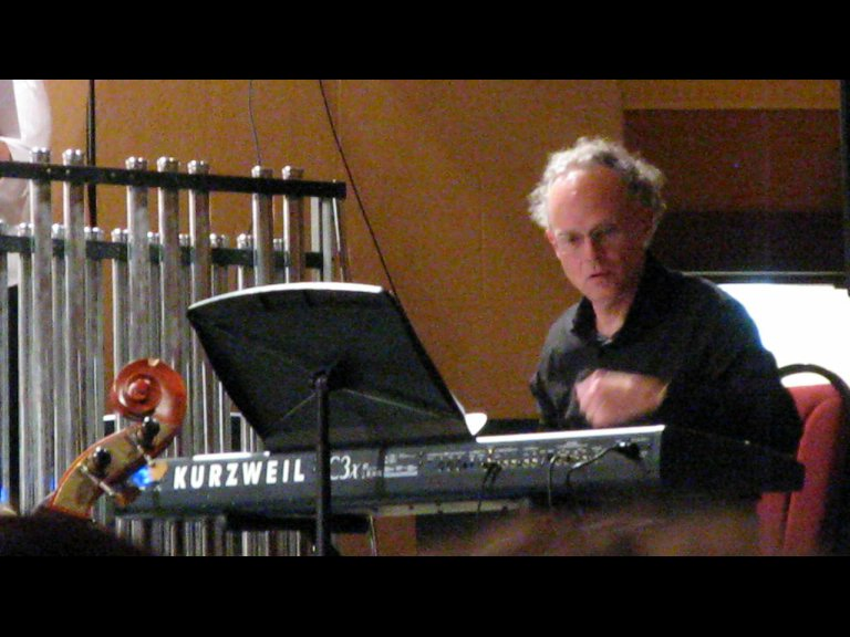Composer Colin Spiers