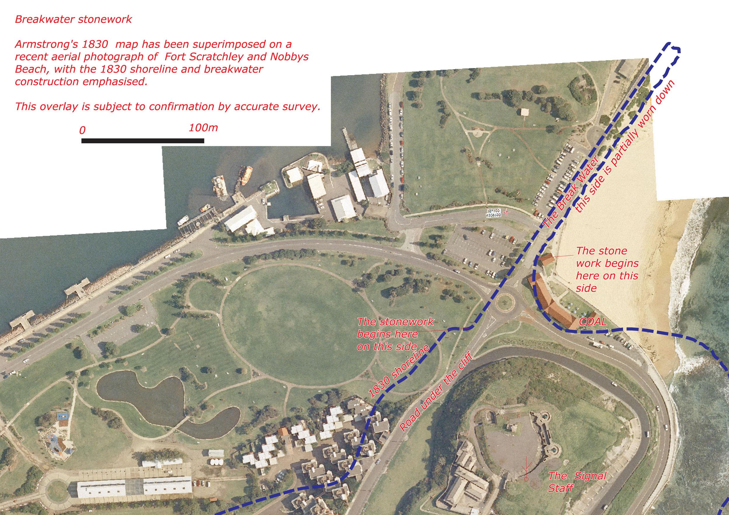 1830 Armstrong Plan Overlay No. 2