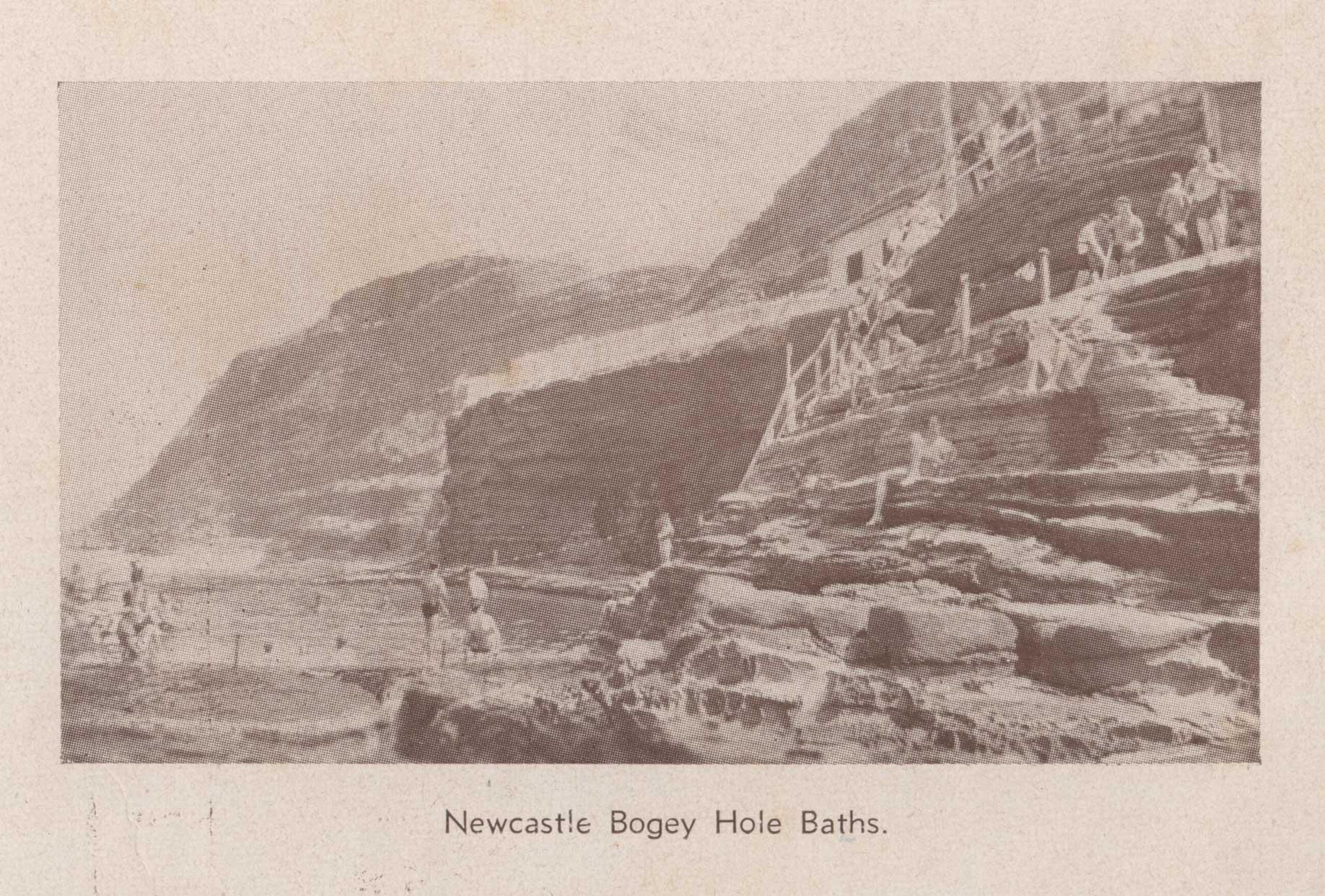 The Bogey Hole Baths (1938)