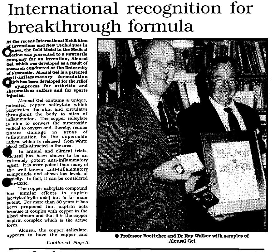The University of Newcastle UNINEWS No. 2 July, 1988