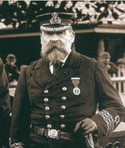 Commander Frank Gardner