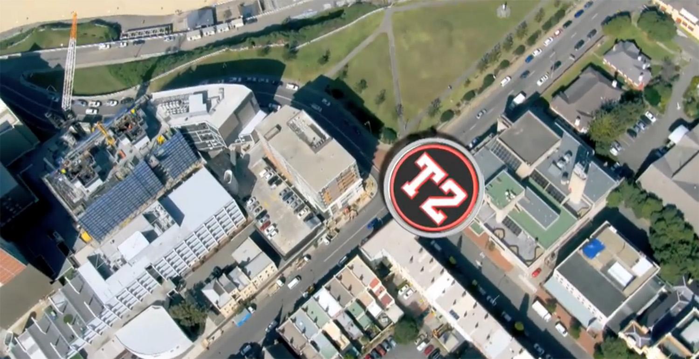 T2 - Turn Left onto Shortland Esplanade