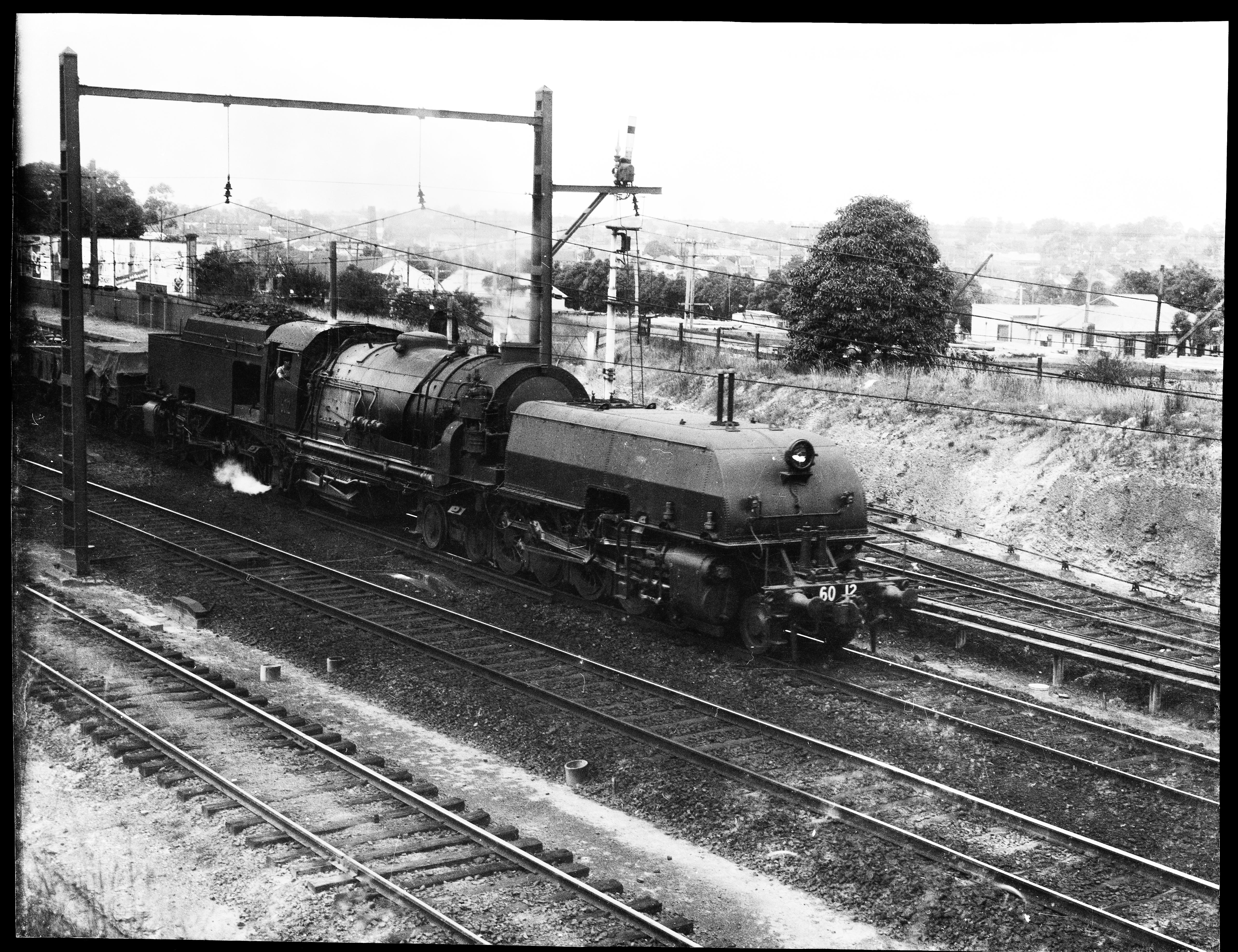 Locomotive No. 6012 [n.d.]