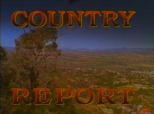 Country Report Title Card
