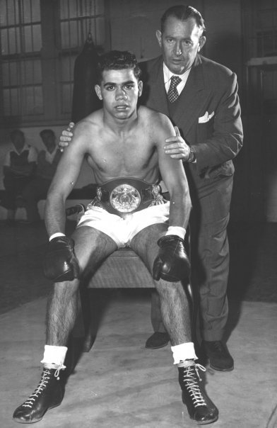 Kevin Syron Brother NSW Boxing Champion 1956
