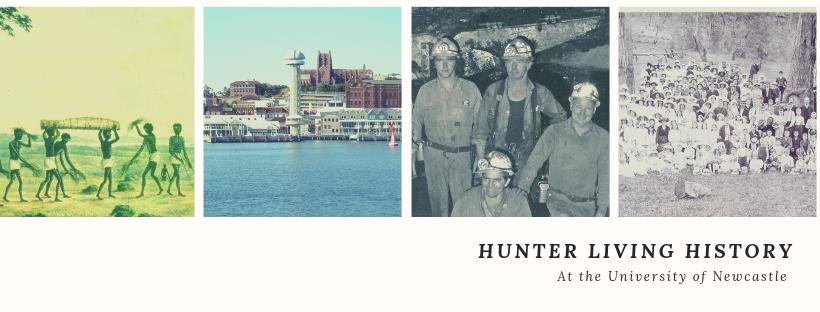 Copy of Hunter living histories