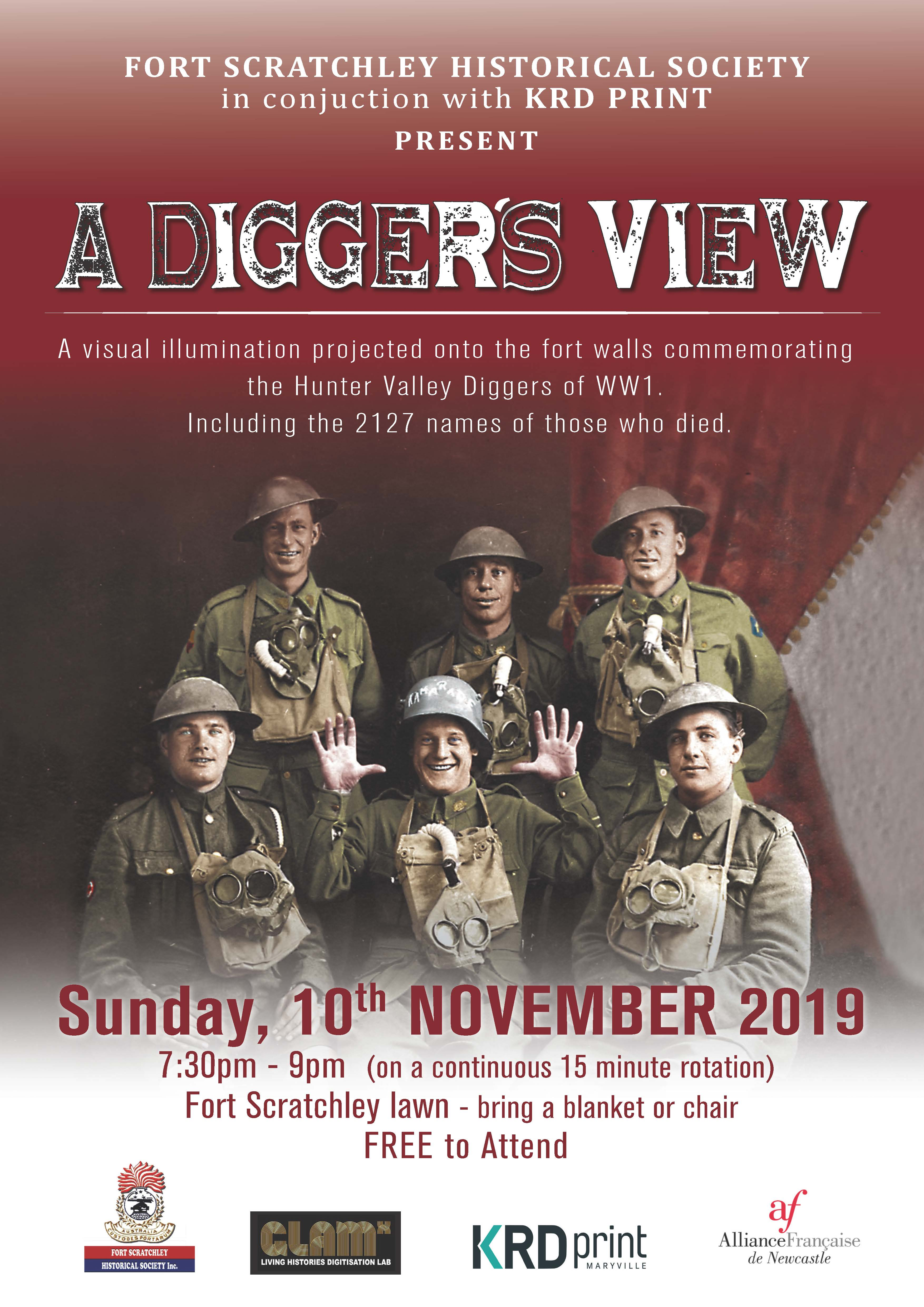 A Digger View Poster A3.jpg