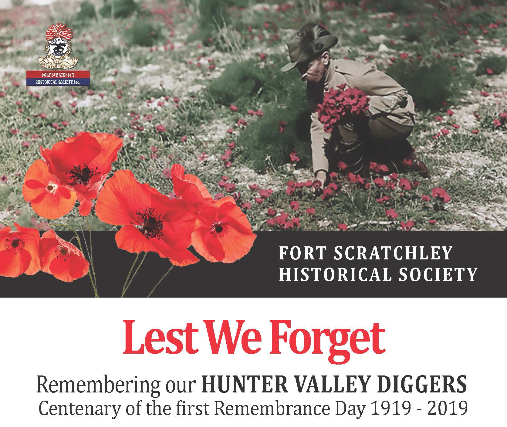 Remembrance Day Poster A4