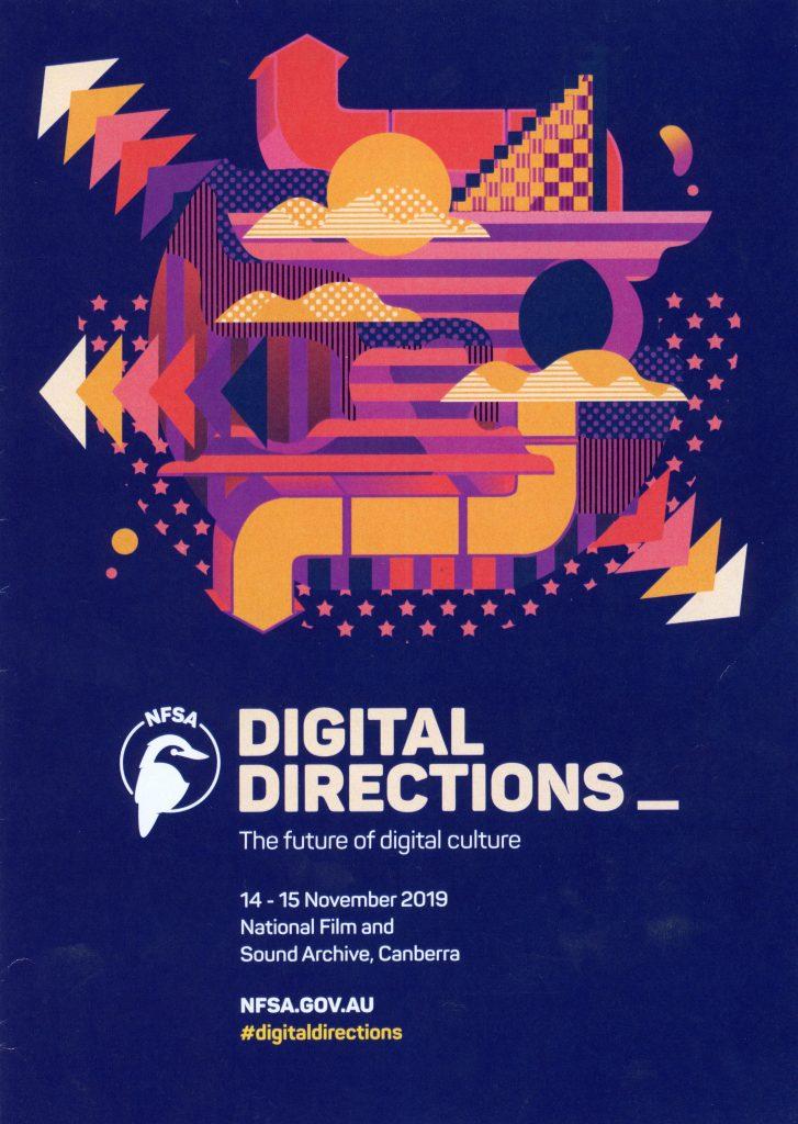 NFSA Digital Directions - The future of digital culture