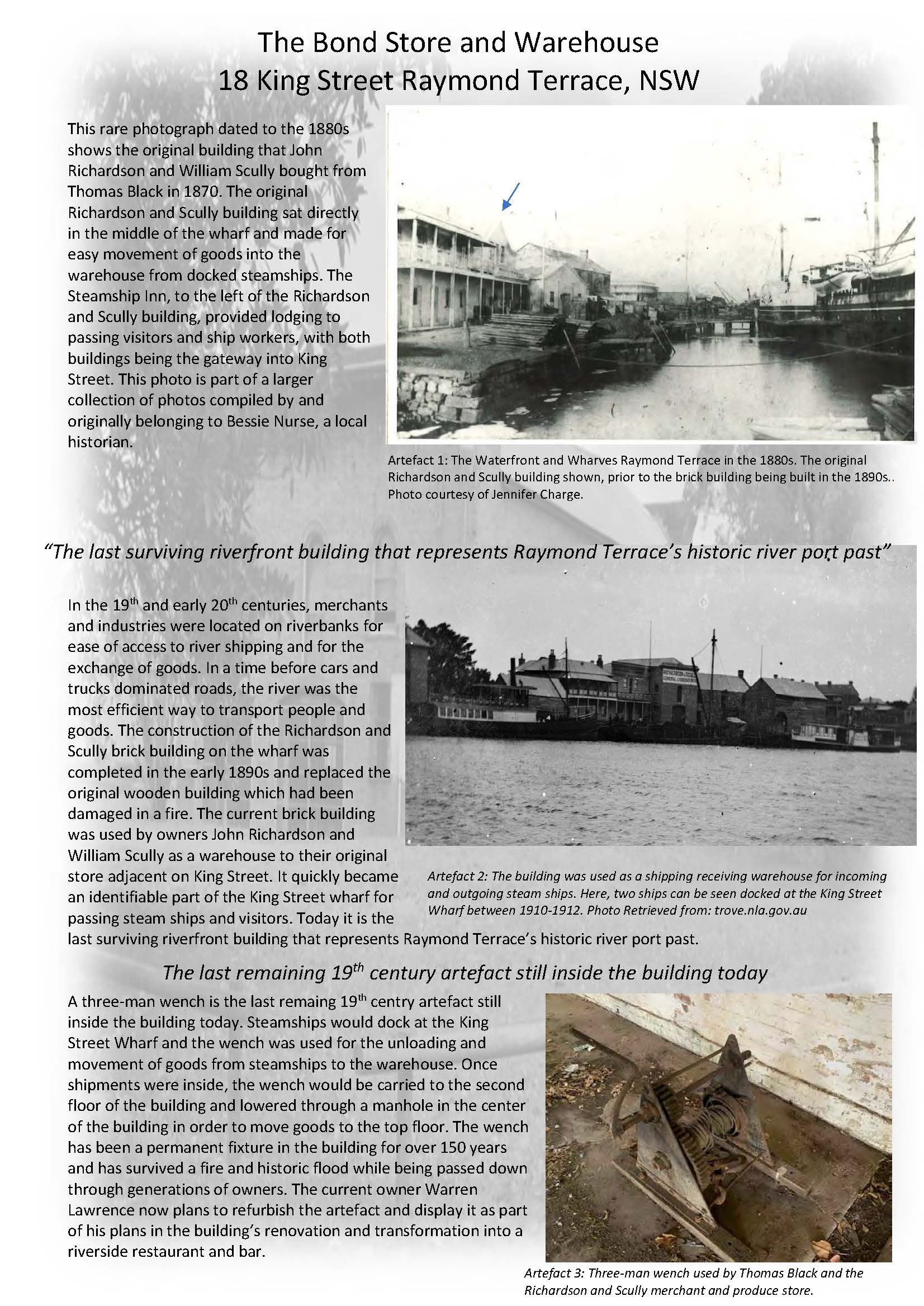 Historical Buildings of King Street_Page_2
