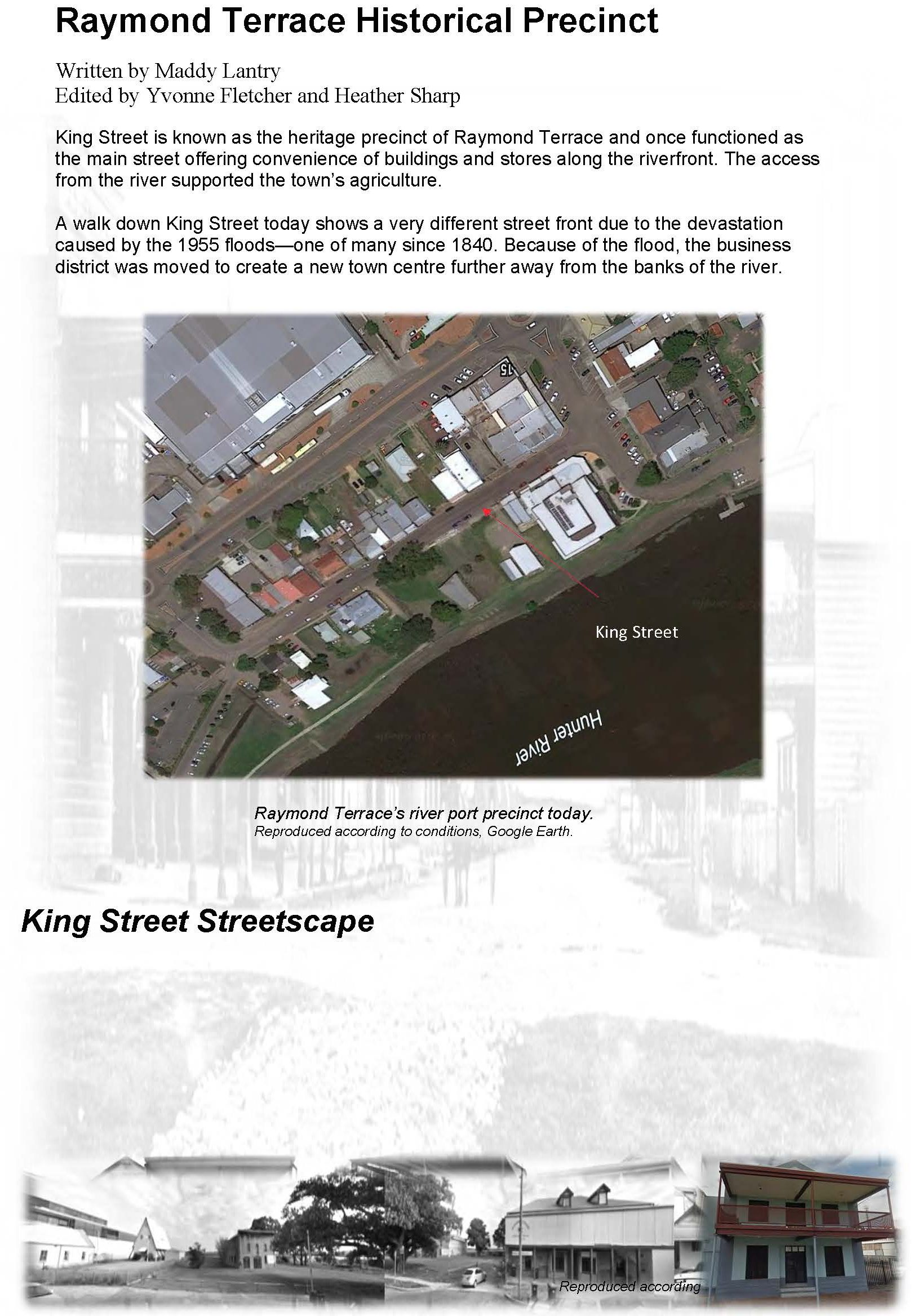 Raymond Terrace Historical Precinct_Page_1