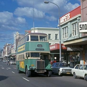 Hunter St, Newcastle, NSW